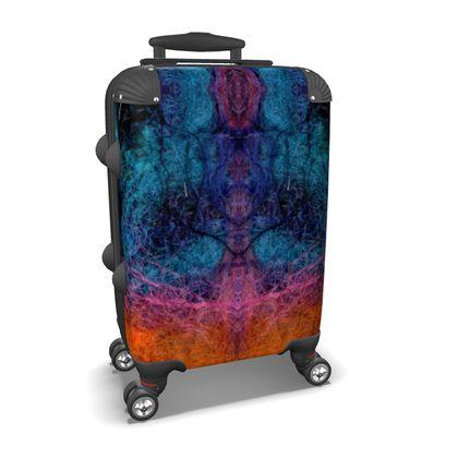 Shaman Vision Wheeled Hard Suitcase