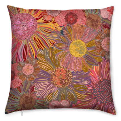 Daisy Dance Cushion