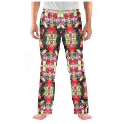 Kaleidoscope Mens Pyjama Bottoms