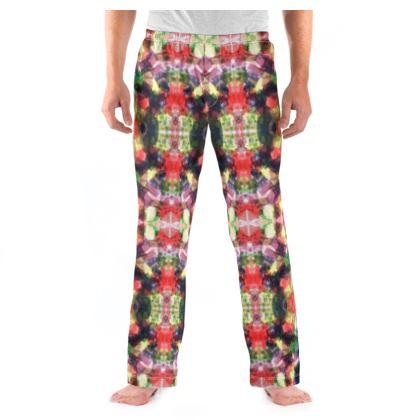 Kaleidoscope Mens Pyjama Bottoms