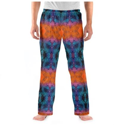 Shaman Vision Mens Pyjama Bottoms
