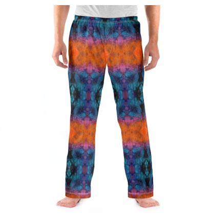 Shaman Vision Mens Pyjama Bottoms