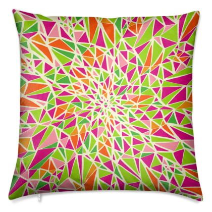 Kaleidofly Luxury Cushions