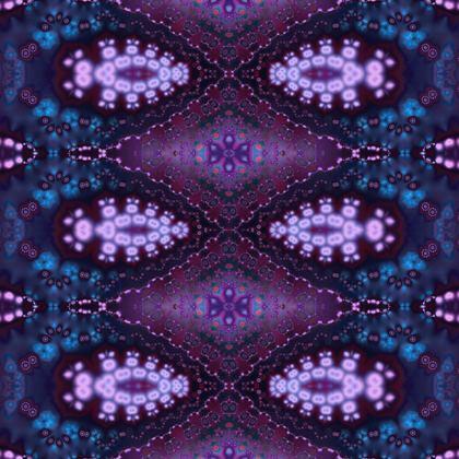 Purple Diamond Lace