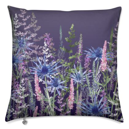 Fairytale Dusky Meadow Cushion