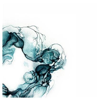 Circle - T-shirt Blue (Women)