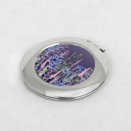 Fairytale Dusky Meadow Compact Mirror