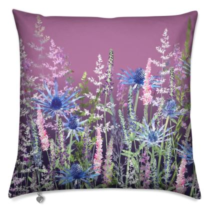 Fairytale Sunset Meadow Cushion