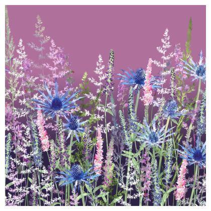 Fairytale Sunset Meadow Cushion