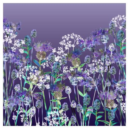 Heavenly Evening Hedgerow Coasters