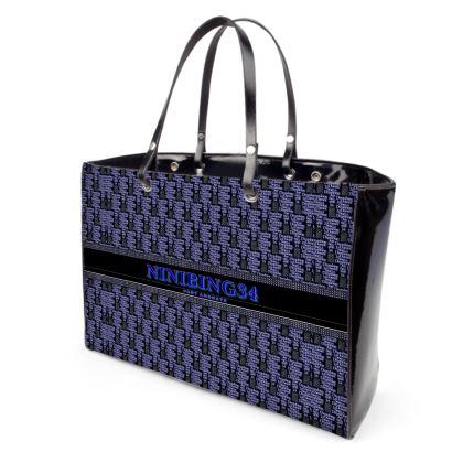349,- Hand Bag! shopper bag #ninibing34bags very smart wollweiss
