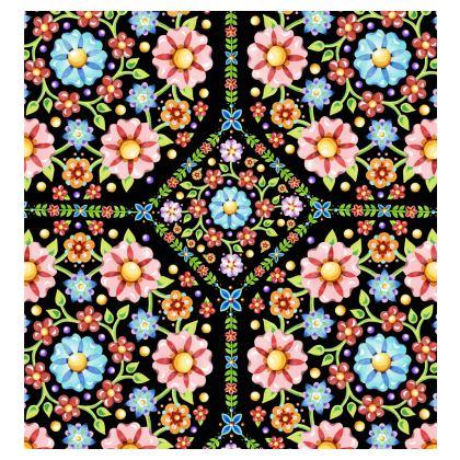 Millefiori Floral Kimono Jacket