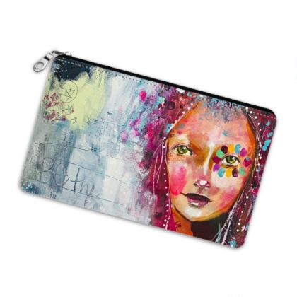 Zip Top Pouch - Be the light