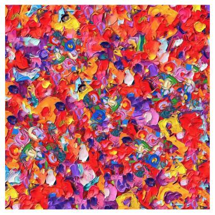 Poppy Floral Handbag