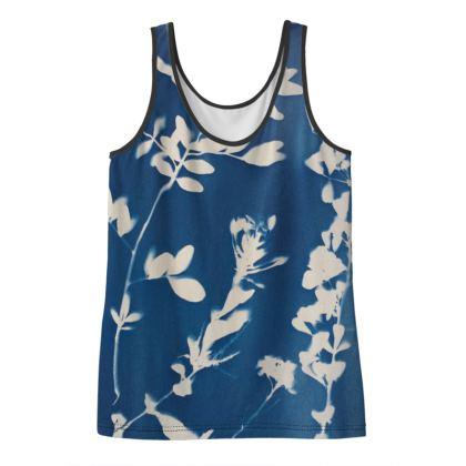 Zyano Print Ladies Vest Top