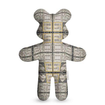 Baby TEDDY BÄR im ninibing34 SPITZEN design aus Austria