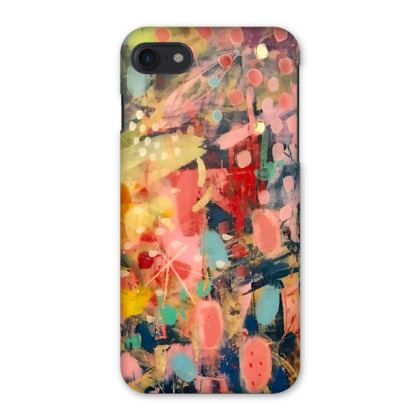 WILD CANDY iPhone 7 Case by Rachel Rosa ART