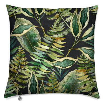Moody Tropical Cushion