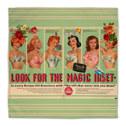 Magic Inset Napkins