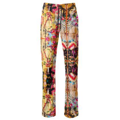 229,- Ladies day and night luxury ninibing34 TROUSER Damenhosen size L