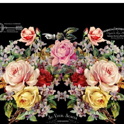 Nuit des Roses Socks