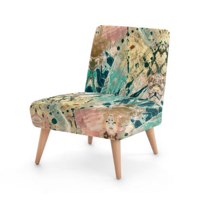 FANTASIA Occasional Chair by Rachel Rosa ART