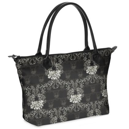 Antique Handbag - Antique Black