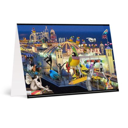 Welcome to Brighton A6 Greetings card Packs
