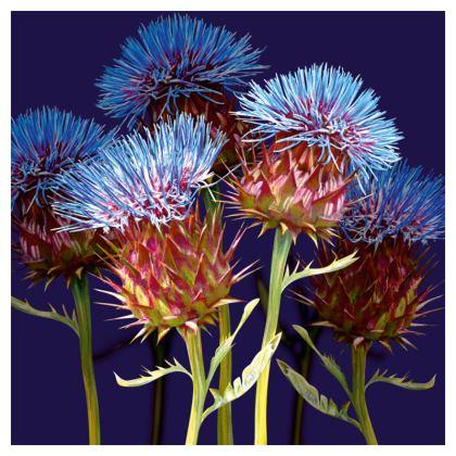 Scottish Thistle Cushion