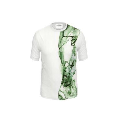 Stream - T-shirt Green (Men)