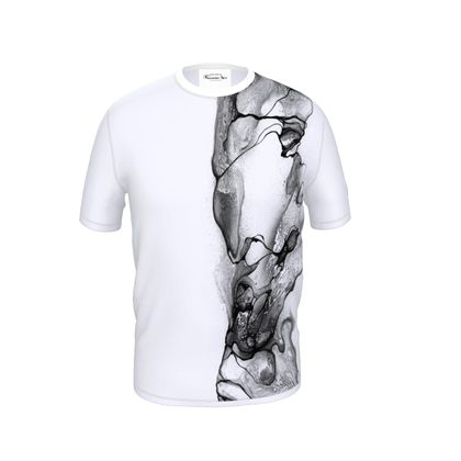Stream - T-shirt Black (Men)