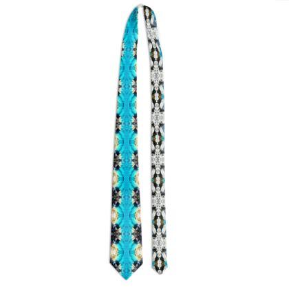 102,- Designer #ninibing34  Krawatte überaus elegant von ninibing34. Beautiful men with MONTENEGRO BLUE II