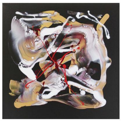 "Art Gift/ Cushions ""Whispering Wind"" series"