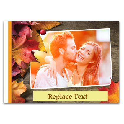 Autumn Leaves Book of Love