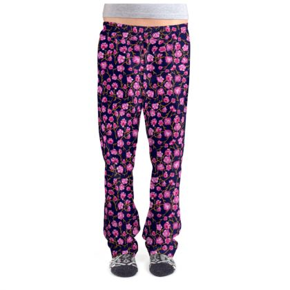 Floral Ladies Pyjama Bottoms