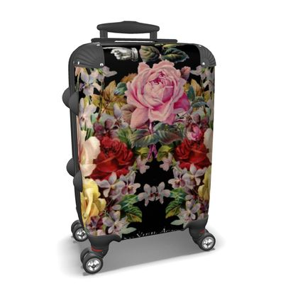 Nuit des Roses Suitcase