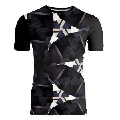 Python Slim Fit Mens T-Shirt
