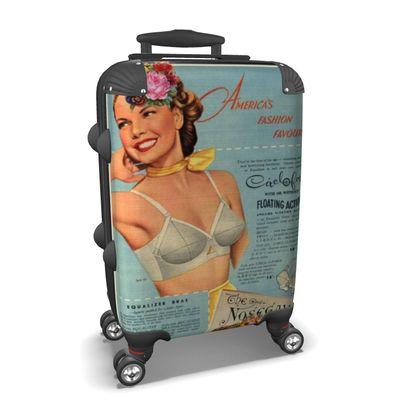 America's Girl Suitcase