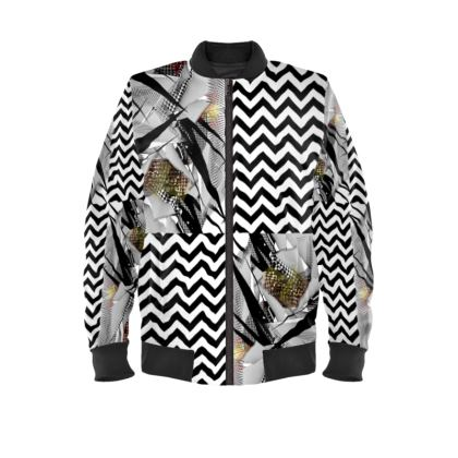 Ladies Bomber Jacket