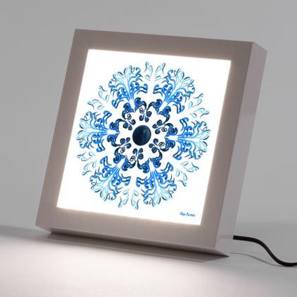 """""""Puka ʻeleʻele"""" LED Frame mode"""