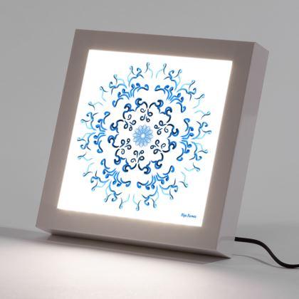 """""""Puʻuwai ka maloʻo"""" LED Frame mode"""