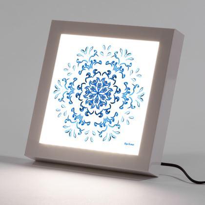 """""""Ka heʻenalu"""" (surfeando) LED Frame mode"""
