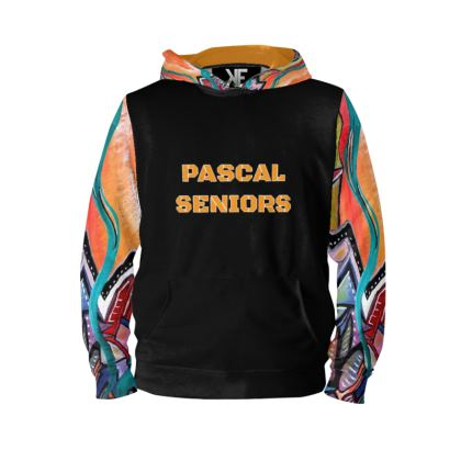 Pascal seniors Orbit Hoodie