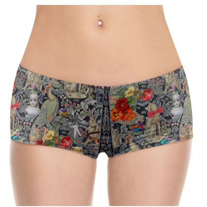 And Another Thing Hot Pants