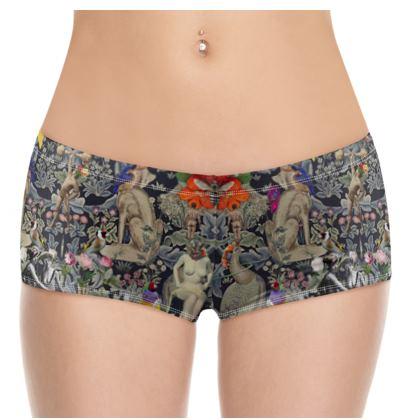 And May I Just Add? Hot Pants