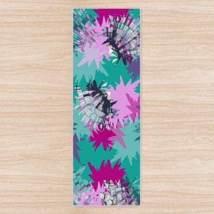 Groove Spike Yoga Mat