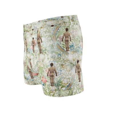 Out in The Open Cut & Sew Boxer Briefs