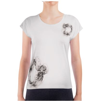Soft Circle - T-shirt soft grey (Women)