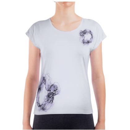 Soft Circle - T-shirt soft purple (Women)