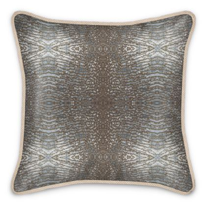 "Silk Cushion ""fretum"""